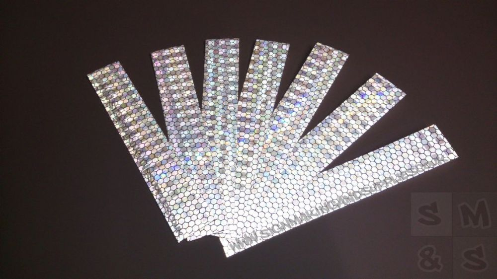 Reflector Strips Reflective Tabs For Bikes And Cars